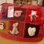 Safari-Tasche In unterschiedlichen Farben erhältlich Art. B18 22,00 EUR