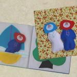 Activity Buch Stoffbuch für Kleinkinder Art. BK 097 18,00 EUR